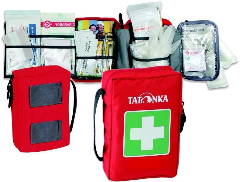 Napaso Erste Hilfe Tasche Basic S Gefüllt Napaso Med