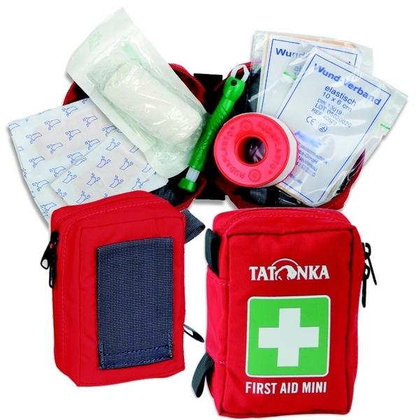 Erste Hilfe Tasche Mini Xs Gefüllt Napaso Med